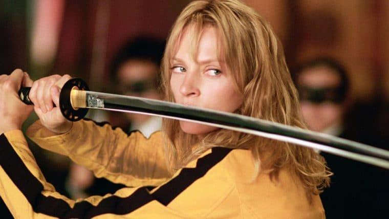 Tarantino e Uma Thurman conversaram sobre possível continuação de Kill Bill