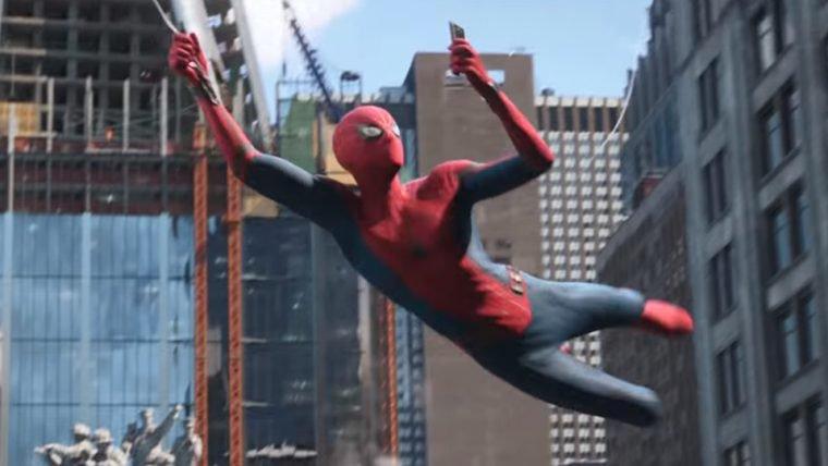 Teioso aparece em novos cartazes estilosos de Homem-Aranha: Longe de Casa