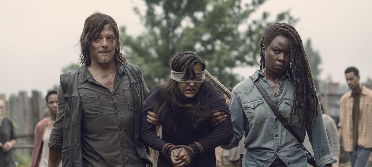 The Walking Dead ainda pode demorar a morrer