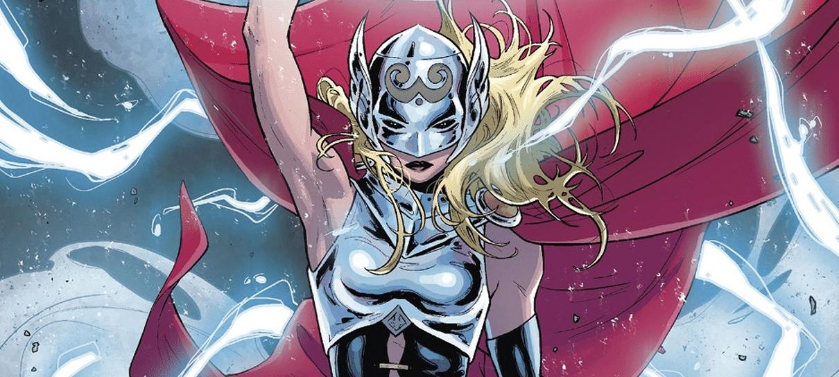 Novo filme do Thor terá versão feminina do personagem