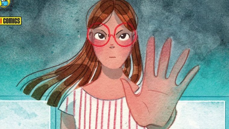 Tina: Respeito | Confira a capa da nova Graphic MSP