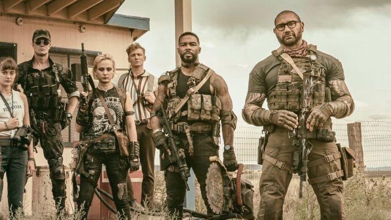 Army of the Dead | Filme de zumbis de Zack Snyder ganha primeira foto