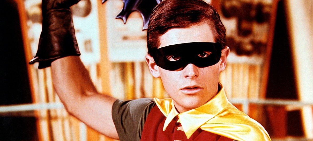 Burt Ward, o Robin no seriado dos anos 60, fará aparição em Batwoman
