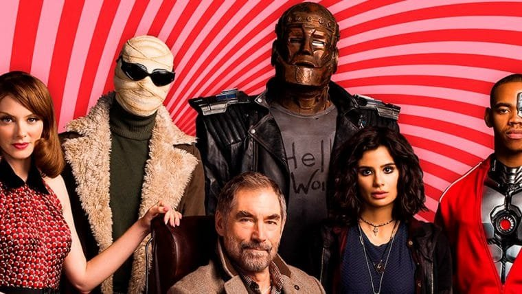 Doom Patrol é renovada para a segunda temporada