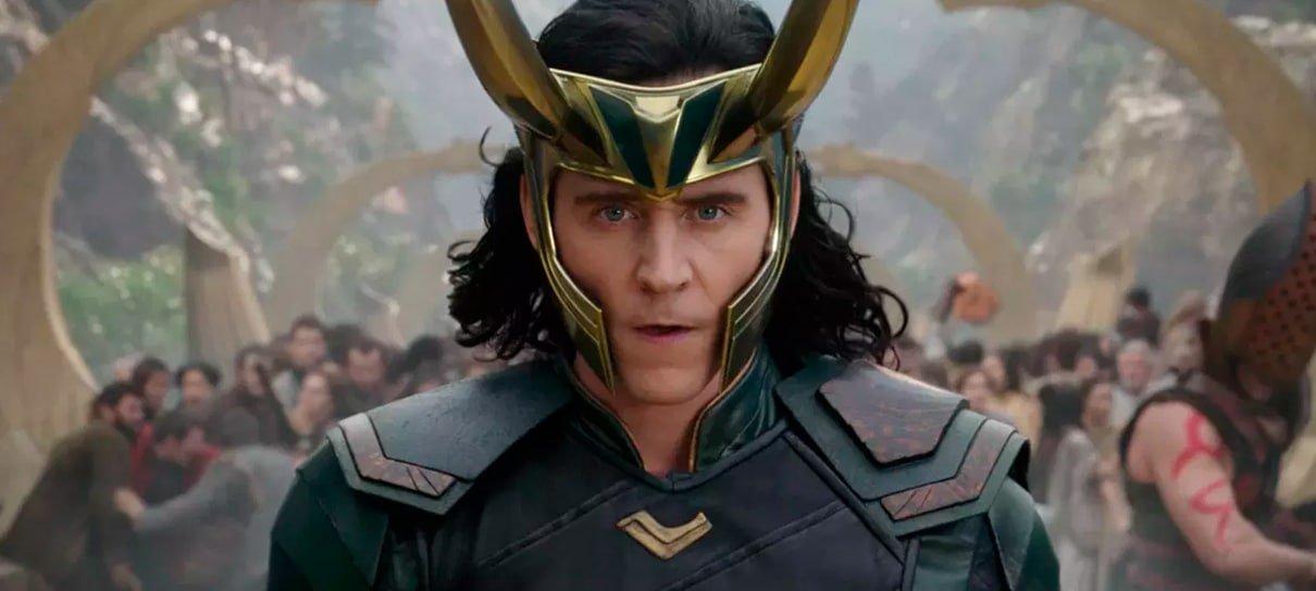 Série do Loki ganha janela de lançamento