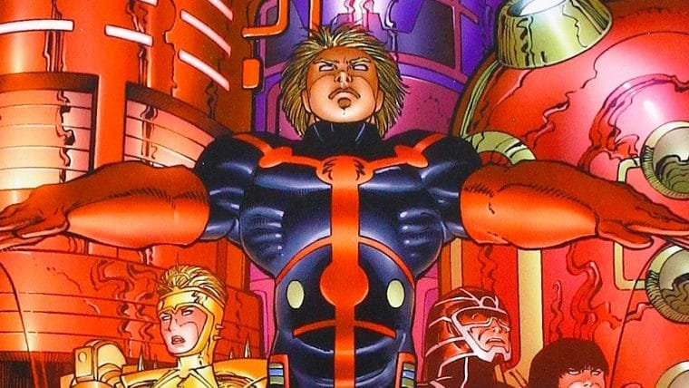 Os Eternos   Marvel revela data de estreia e elenco do filme