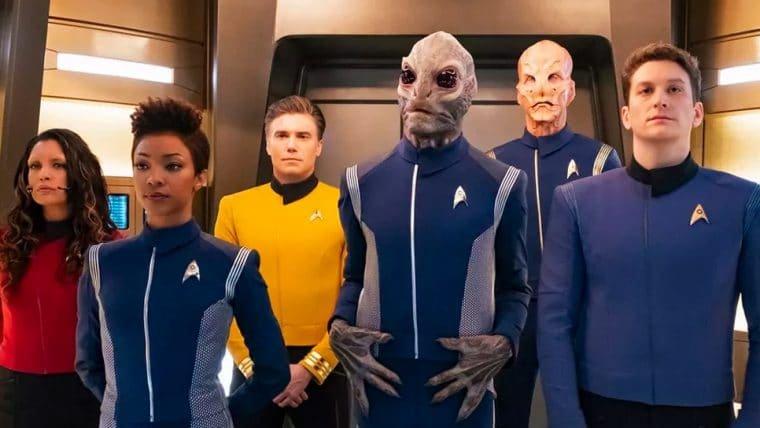 Terceira temporada de Star Trek: Discovery acontecerá mil anos no futuro