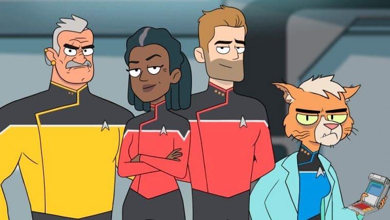 Star Trek: Lower Decks | Série animada ganha primeiras imagens e detalhes