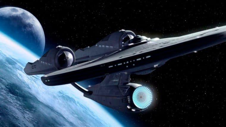 """Quentin Tarantino diz que seu Star Trek será um """"Pulp Fiction no espaço"""""""