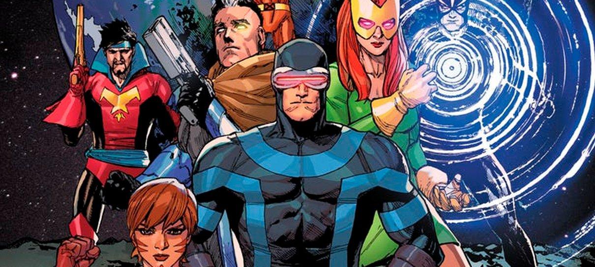 Marvel anuncia seis novas HQs focadas nos X-Men e outros mutantes