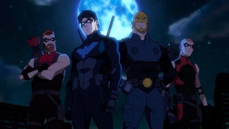 Young Justice é renovada para a quarta temporada