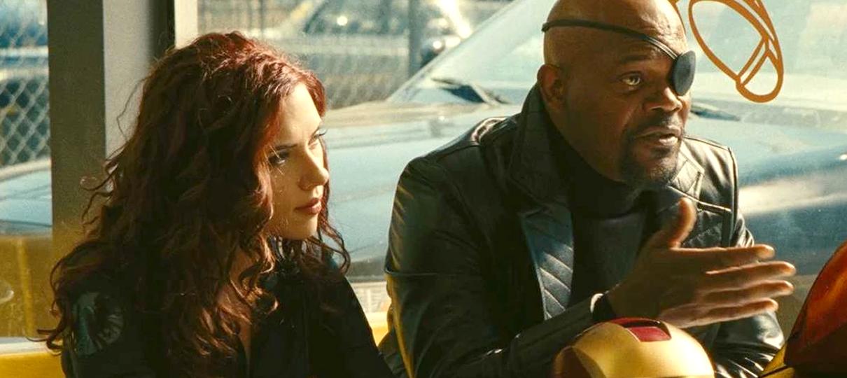Viúva Negra não terá Nick Fury, segundo Samuel L. Jackson