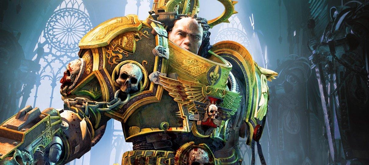 Warhammer 40.000 será adaptado para série de TV