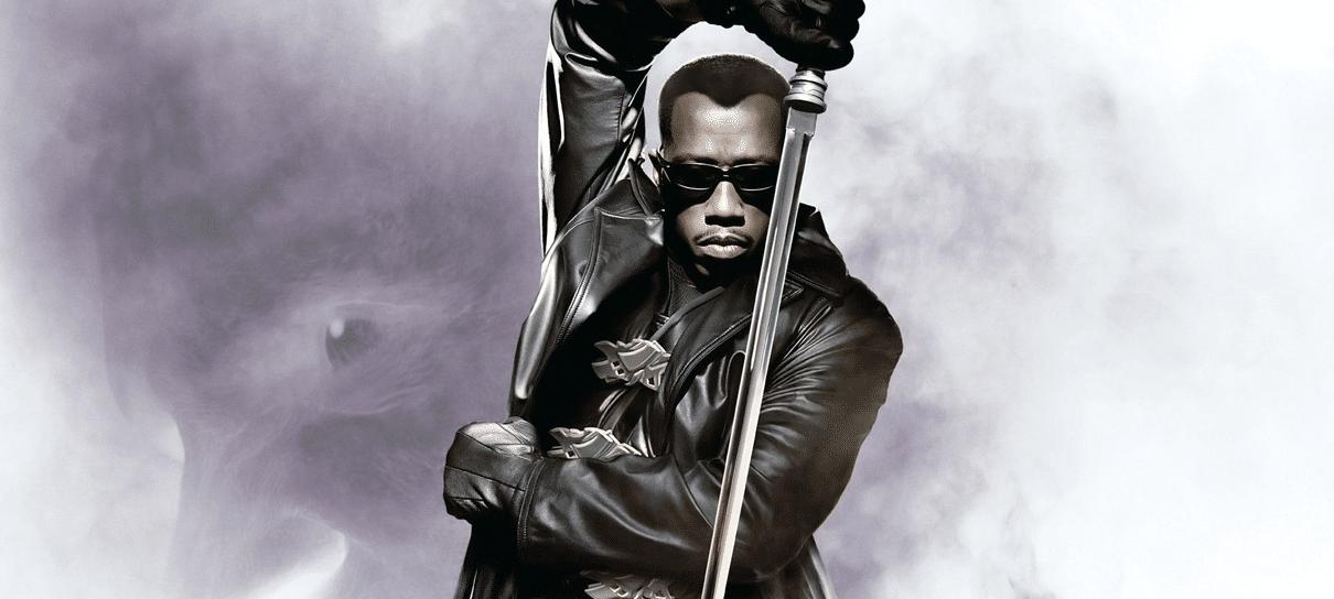 Wesley Snipes comenta escolha de novo ator para viver Blade no MCU