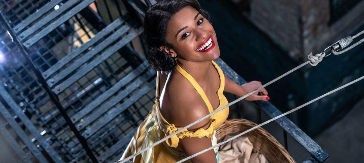 West Side Story | Confira a primeira imagem de Anita no remake