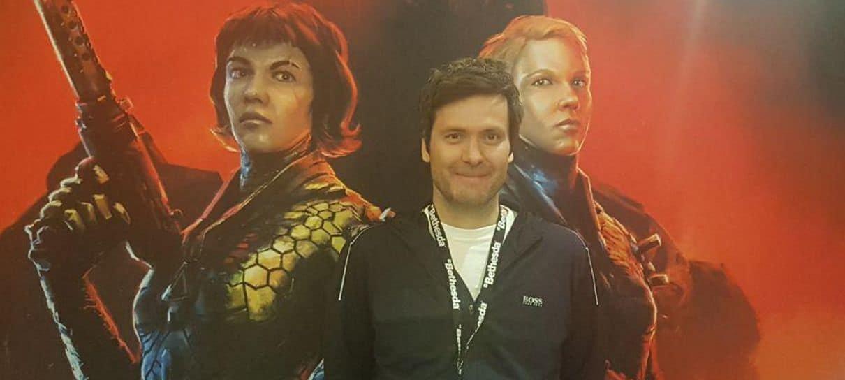 Wolfenstein: Youngblood   Produtor fala do poder do humor na narrativa