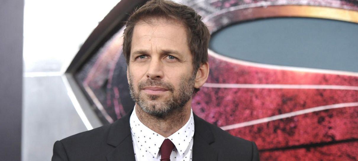 Zack Snyder produzirá anime inspirado na mitologia nórdica
