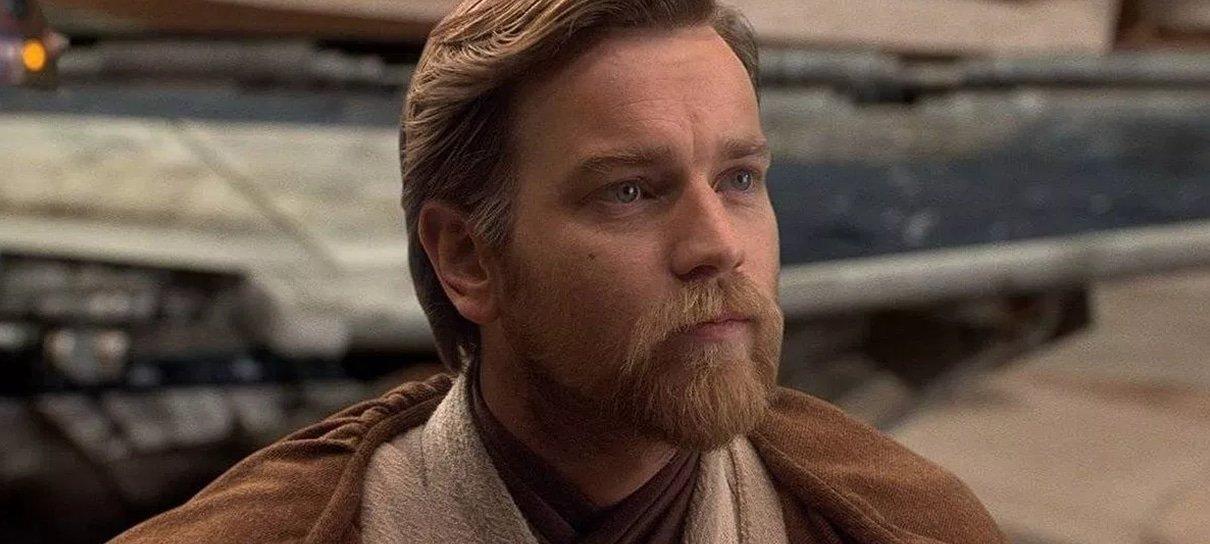 Ewan McGregor retornará ao papel de Obi Wan Kenobi em série inédita no Disney+