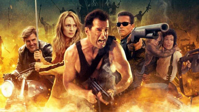 O melhor filme de ação de todos os tempos... no ocidente