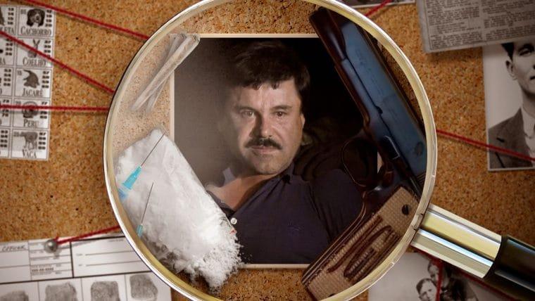 El Chapo e os cartéis mexicanos