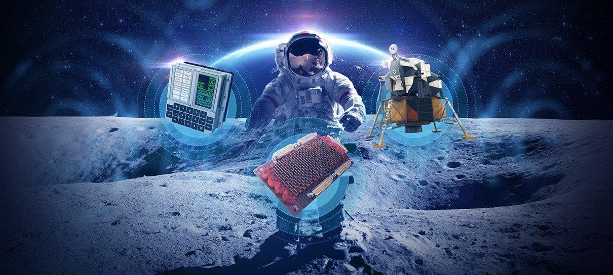 Tecnologias da corrida espacial
