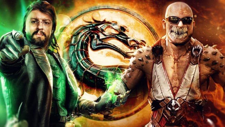 Mortal Kombat 11 - Revanche pela honra