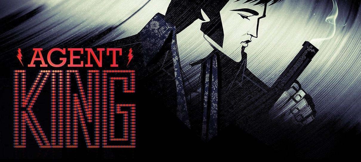 Elvis Presley se torna um espião em nova animação da Netflix