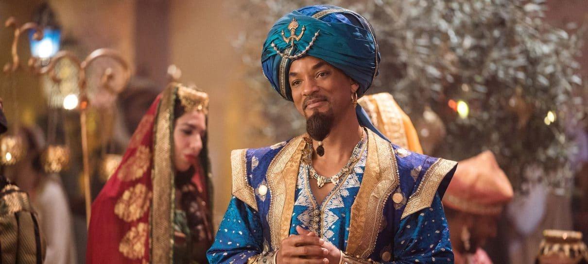 Live-action de Aladdin pode ganhar uma sequência