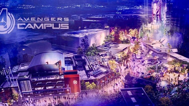 Parques da Disney terão áreas novas de Vingadores e Star Wars