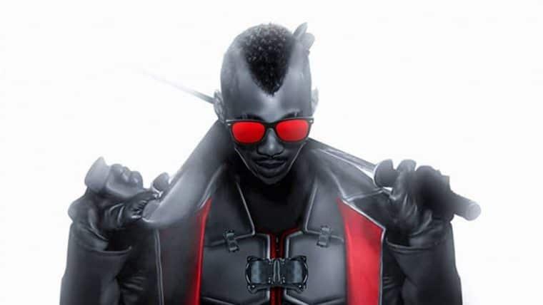 Bosslogic faz arte de Mahershala Ali como Blade