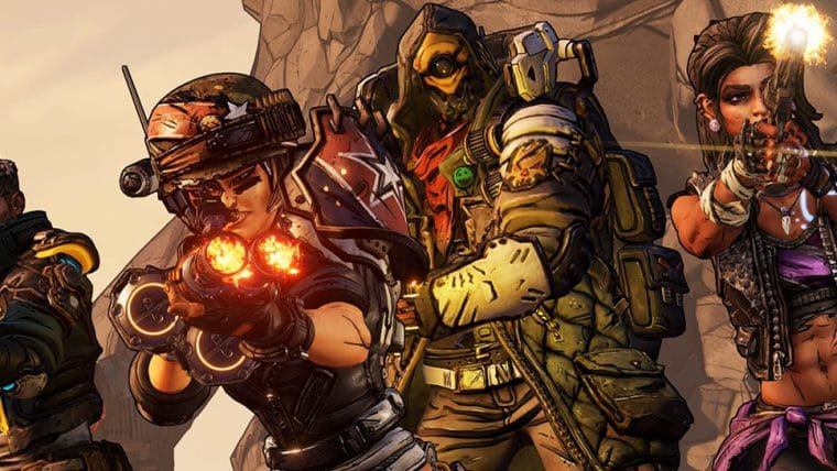 Borderlands 3 entra na fase de ouro e está pronto para ser lançado