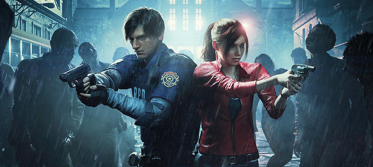 Capcom está recrutando fãs de Resident Evil para testarem novo jogo