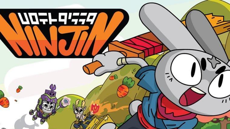 Ninjin | Série baseada no jogo brasileiro será lançada no Cartoon Network