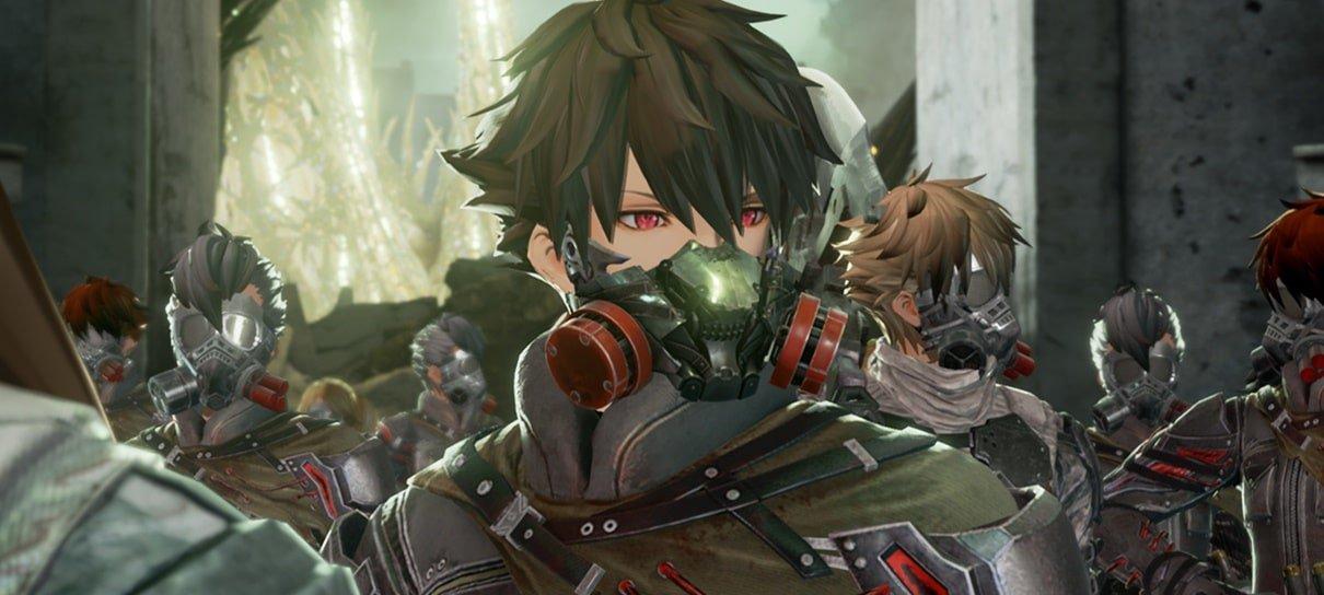 Code Vein   Novos trailers mostram chefões e bastidores do jogo