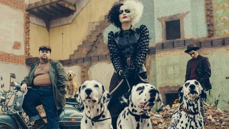 Cruella, com Emma Stone, tem primeira imagem revelada