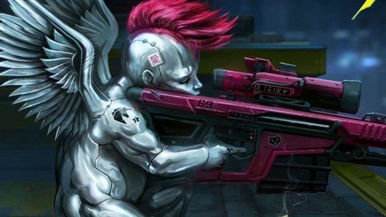 Cyberpunk 2077 ganha mais imagens em alta definição