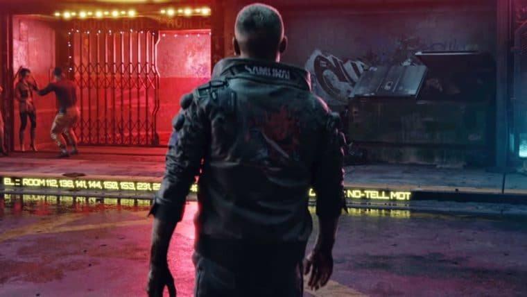 Cyberpunk 2077 | Novo trailer de gameplay será revelado na semana que vem