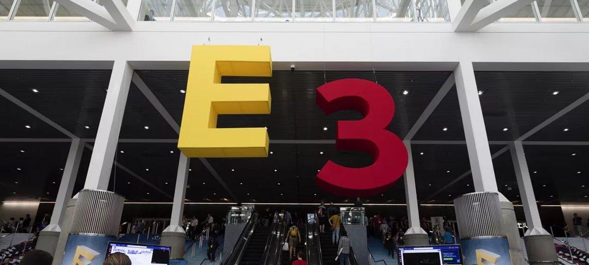 Dados de visitantes da E3 2004 e 2006 também foram vazados