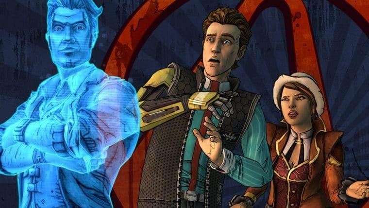 Desenvolvedor da Gearbox quer fazer uma sequência de Tales From the Borderlands