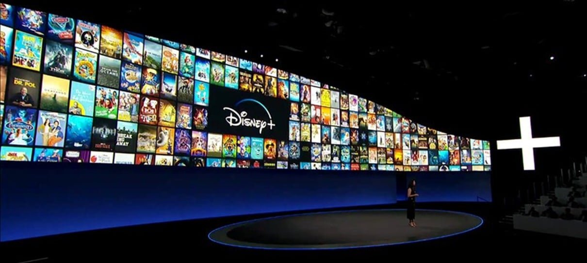 Disney confirma assinatura conjunta para Disney+, Hulu e ESPN+ nos EUA