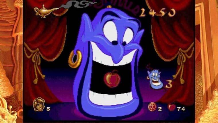 Disney revela trailer e data da remasterização dos jogos de Aladdin e O Rei Leão