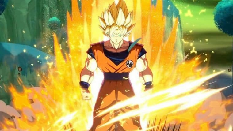 Dragon Ball FighterZ está gratuito no Steam