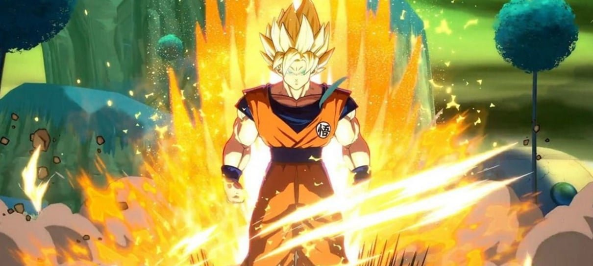 Dragon Ball FighterZ está gratuito no Steam