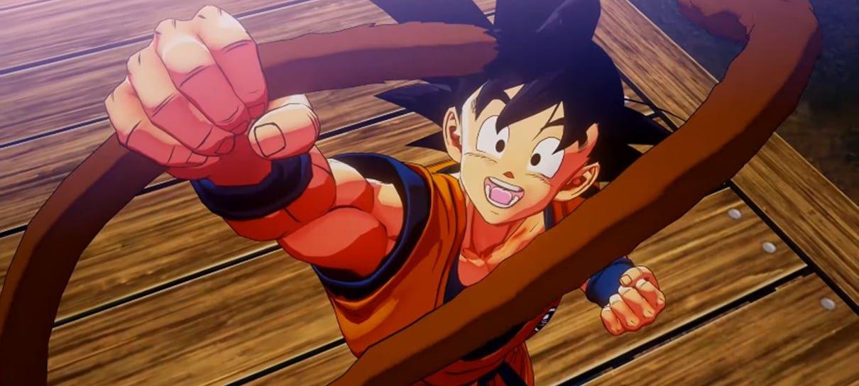 Dragon Ball Z: Kakarot | Trailers de gameplay mostram sistemas de luta e pesca