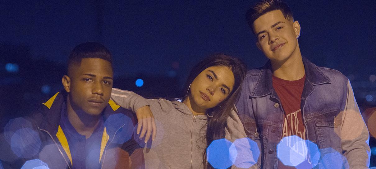 Sintonia, série brasileira original Netflix, busca sucesso nas periferias do mundo todo