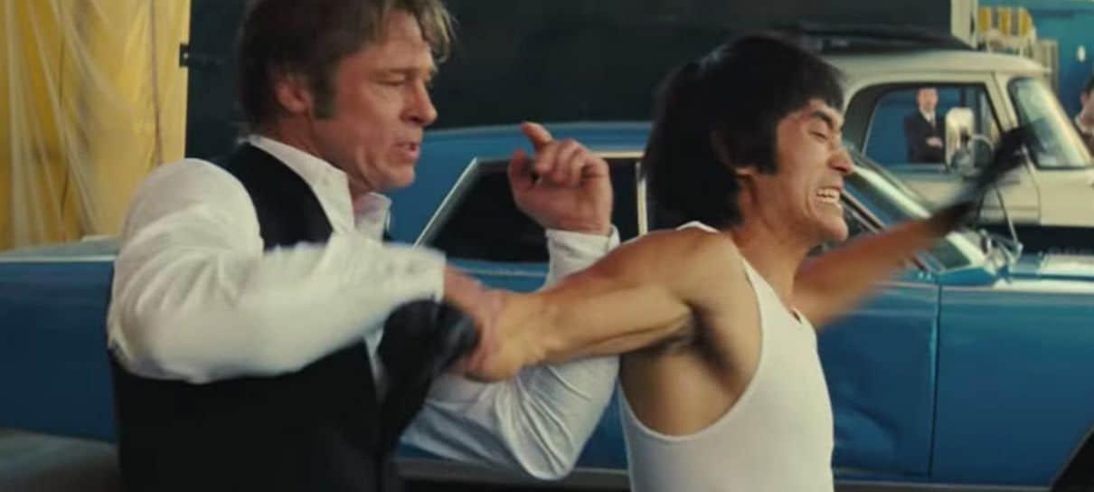 Era Uma Vez em Hollywood   Tarantino defende cena polêmica com Bruce Lee
