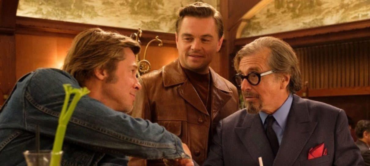 Era Uma Vez em Hollywood ultrapassa US$ 100 milhões de bilheteria na América do Norte