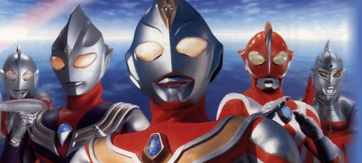 Estúdio de Rebuild of Evangelion anuncia novo filme de Ultraman
