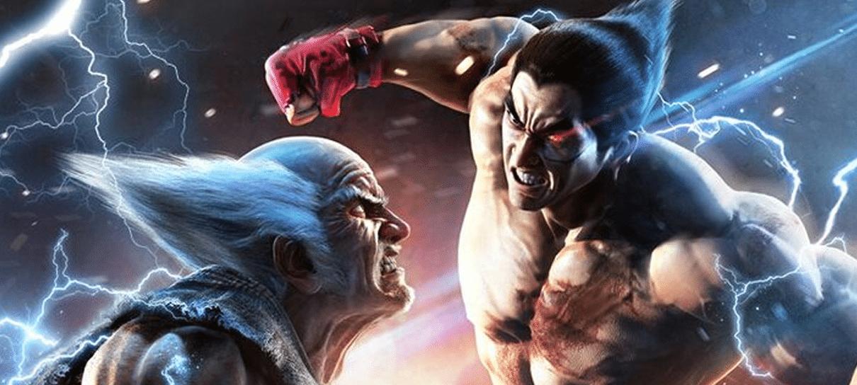 As pessoas estão bravas com a brincadeira de Metal Gear e Tekken do EVO; e com razão