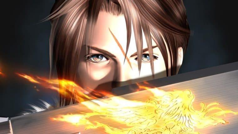 Final Fantasy VIII Remastered não será vendido em cópias físicas